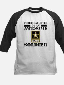 Proud Daughter U.S. Army Tee