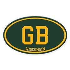 Green Bay Decal