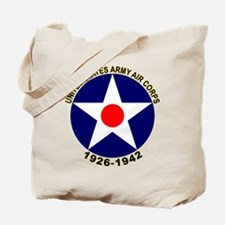 USAAC Army Air Corps Tote Bag
