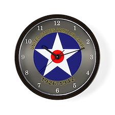 USAAC Army Air Corps Wall Clock
