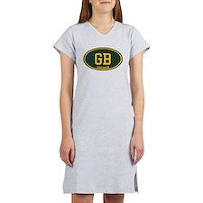 Green Bay Women's Nightshirt
