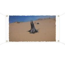 Lonesome Stump Banner