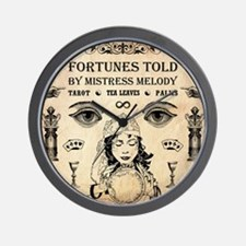 Mistress Melody Wall Clock
