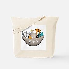 Noah's Ark Tote Bag