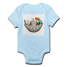 Noah's Ark Infant Bodysuit