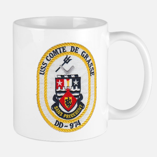 USS COMTE DE GRASSE Mug