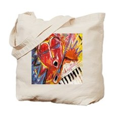 Singing Series Tote Bag