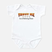 Trust Marketing Person Infant Bodysuit