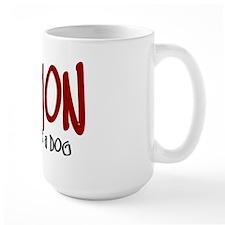 Cavachon JUST A DOG Mug