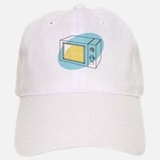 Pop Art - 'Microwave' Baseball Baseball Cap