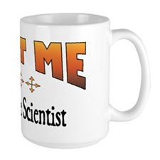 Trust Marine Scientist Mug