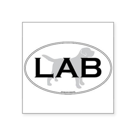 LABRADOR II Sticker