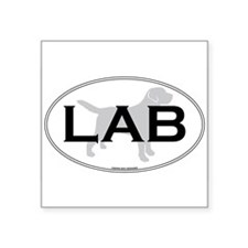LABRADOR II Sticker