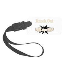 Knock Out Emphysema pearl.png Luggage Tag