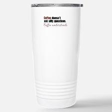 Coffee understands Travel Mug