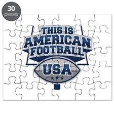 THIS IS AMERICAN FOOTBALL Puzzle