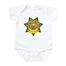 Montana Highway Patrol Onesie