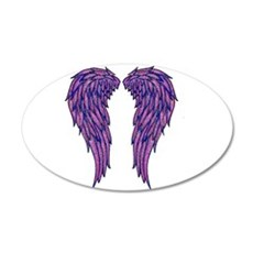 Angel Wings Wall Decal
