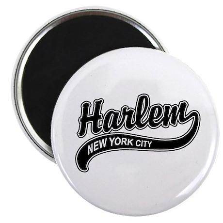 Harlem New York City Magnet