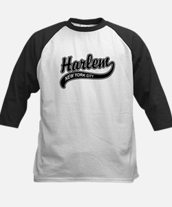 Harlem New York City Kids Baseball Jersey
