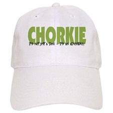 Chorkie IT'S AN ADVENTURE Baseball Baseball Cap