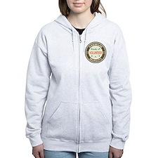 Volunteer Vintage Zip Hoodie