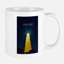 Ocracoke Light. Mug