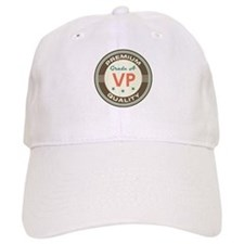 VP Vice President Vintage Baseball Cap