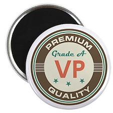 VP Vice President Vintage Magnet