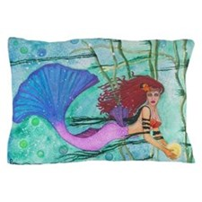 The Sea Sphere Pillow Case