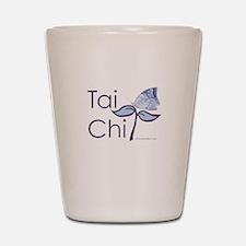 Tai Chi Butterfly 2 Shot Glass