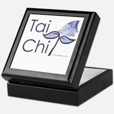 Tai Chi Butterfly 2 Keepsake Box