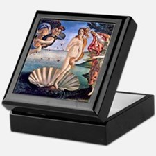 Botticelli Birth of Venus Keepsake Box