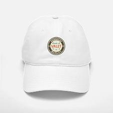Valet Vintage Baseball Baseball Cap