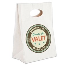 Valet Vintage Canvas Lunch Tote