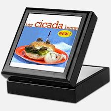 Cucada burger Keepsake Box