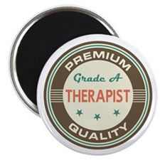 Therapist Vintage Magnet