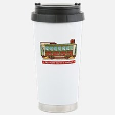 trolley_dark Mugs