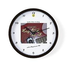 Hagstrom UK Wall Clock (2004)