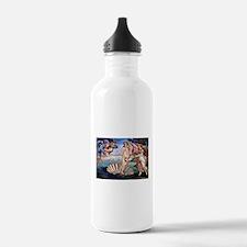 Botticelli Birth of Ve Water Bottle