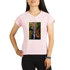 Multnomah Falls Performance Dry T-Shirt