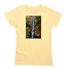 Multnomah Falls Girl's Tee