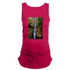 Multnomah Falls Maternity Tank Top