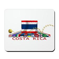 Costa Rica Mousepad