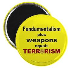 Fundamental Terror Magnet (10 pk)