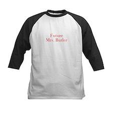 Future Mrs Butler-bod red Baseball Jersey