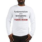 Fundamental Terror Long Sleeve T-Shirt