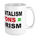 Fundamental Terror Large Mug