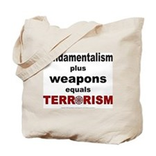 Fundamental Terror Tote Bag