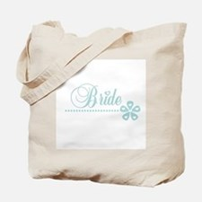 Bride Elegance Tote Bag